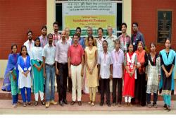 ASCI training on VERMI COMPOST PRODUCER